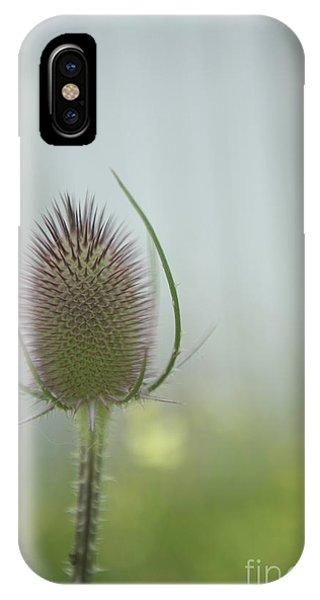Thistle IPhone Case