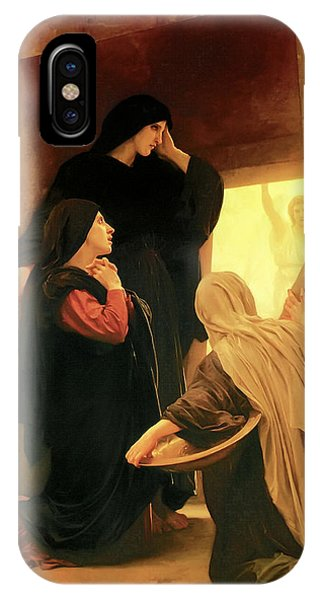 Three Marys At The Tomb IPhone Case