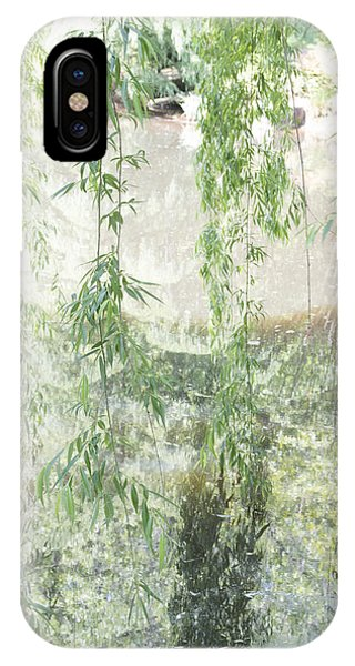 Through The Willows IPhone Case