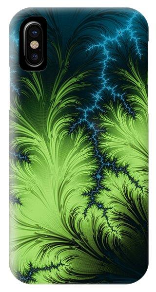 Thunder Storm IPhone Case