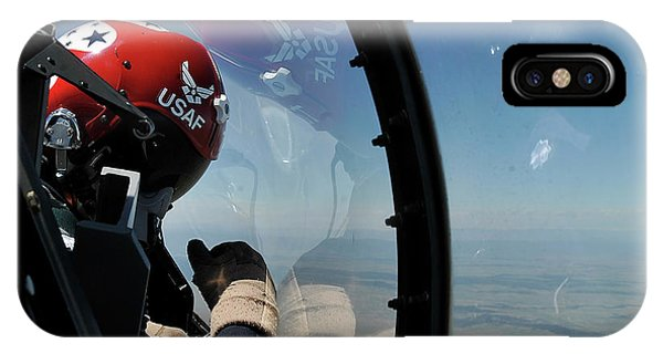 Thunderbirds Photo IPhone Case