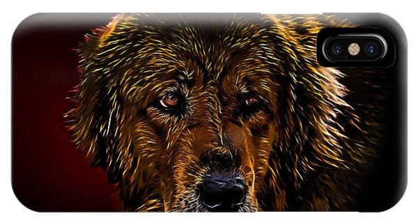 Guess iPhone Case - Tibetan Mastiff by Denis Bajan
