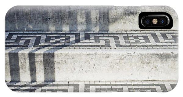 Tiled Steps IPhone Case