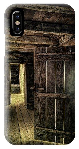 Tipton Cabin IPhone Case