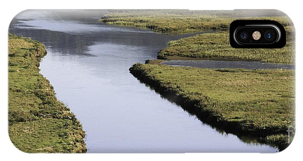 Tomales Marsh IPhone Case