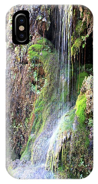 Tonto Waterfall Cave IPhone Case
