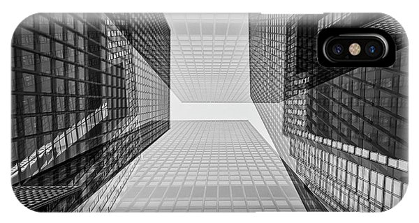 Toronto Financial District IPhone Case