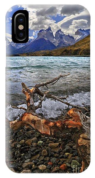 Torres Del Paine 17 IPhone Case