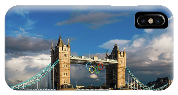 IPhone Case featuring the photograph Tower Bridge by Stewart Marsden