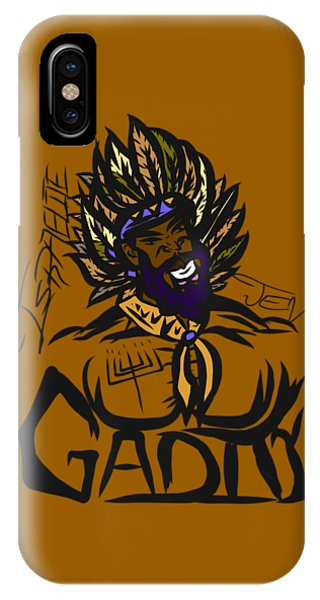 Tribe Of Gad IPhone Case
