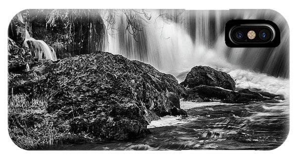 Tumwater Falls Park#1 IPhone Case