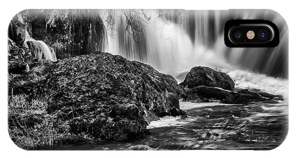 Tumwater Falls Park#1 IPhone Case