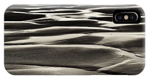Tidal iPhone Case - Turning Of The Tide by Tim Gainey