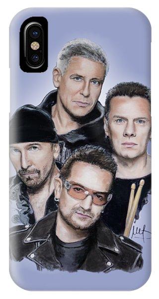 U2 IPhone Case