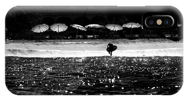 Umbrellas IPhone Case