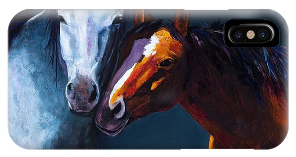 Unbridled Love IPhone Case
