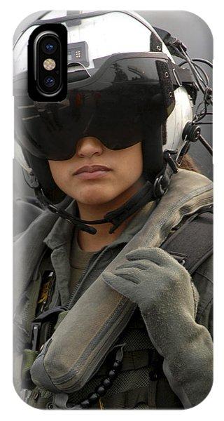 U.s. Navy Aviation Warfare Systems IPhone Case
