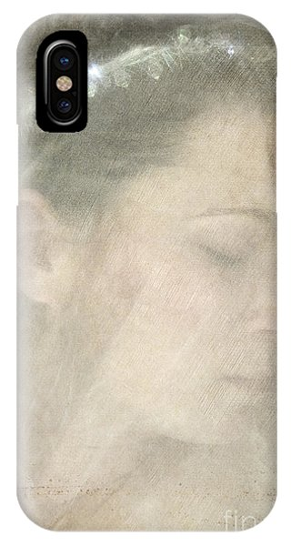 Veiled Princess IPhone Case