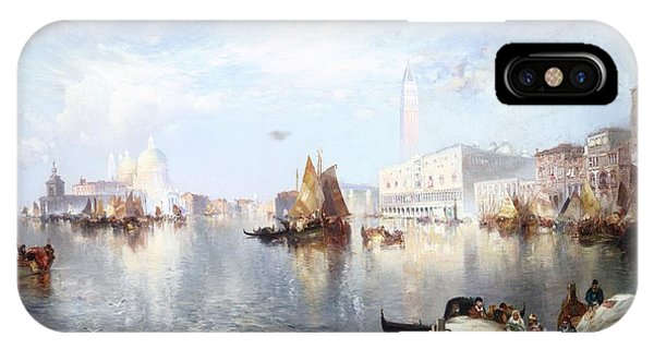Venetian Grand Canal IPhone Case