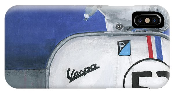 Vespa 53 IPhone Case