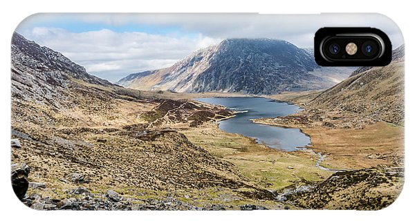 View From Glyder Fawr IPhone Case