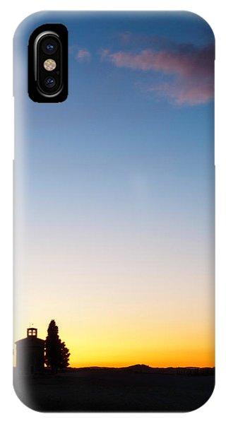 Vitaleta Chapel IPhone Case