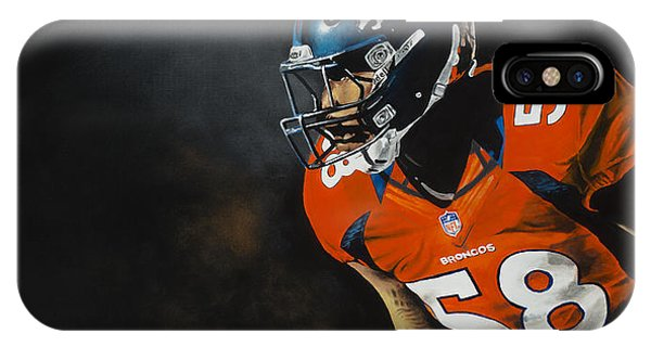 Von Miller IPhone Case