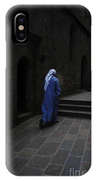 Walk Of Faith IPhone Case