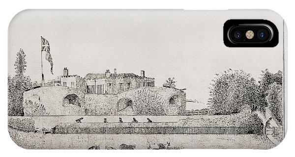 Walmer Castle Kent IPhone Case