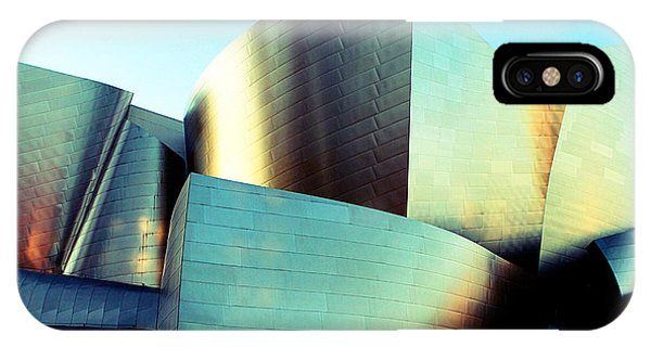 Walt Disney Concert Hall Phone Case by Ariane Moshayedi