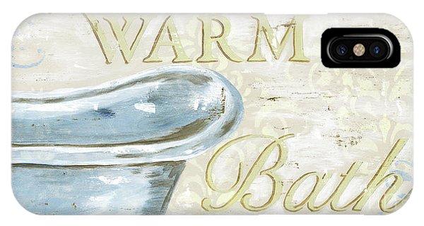 Relaxation iPhone Case - Warm Bath 2 by Debbie DeWitt