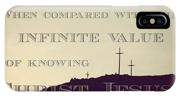 Design iPhone Case - Whatever Happens, My Dear Brothers And by LIFT Women's Ministry designs --by Julie Hurttgam