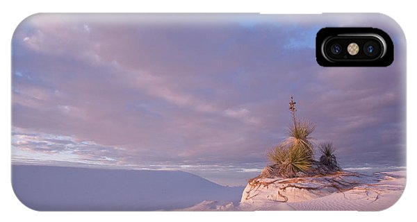 White Sands At Sunset IPhone Case