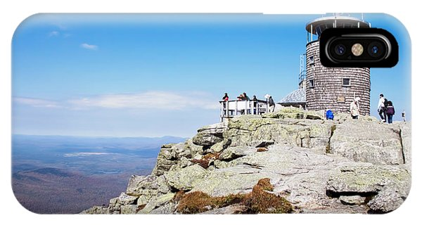 Whiteface Mtn. Tower Lookout IPhone Case