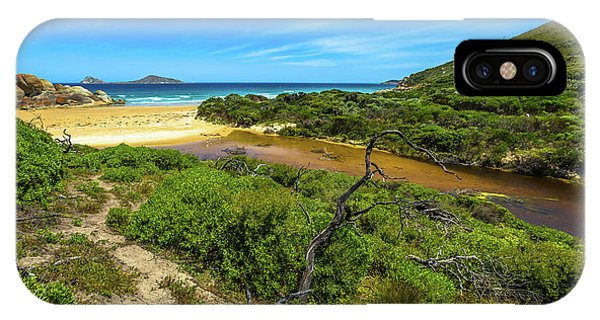 Wilsons Promontory iPhone Case - Wilsons Promontory National Park by Benny Marty
