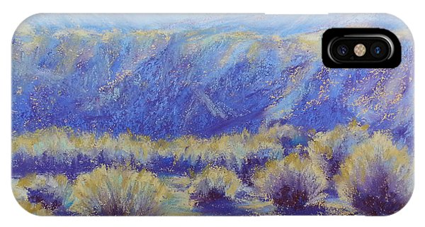 Winter Morning Riverbend IPhone Case