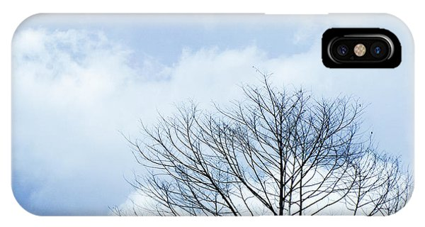 iPhone Case - Winter Tree by Adelista J