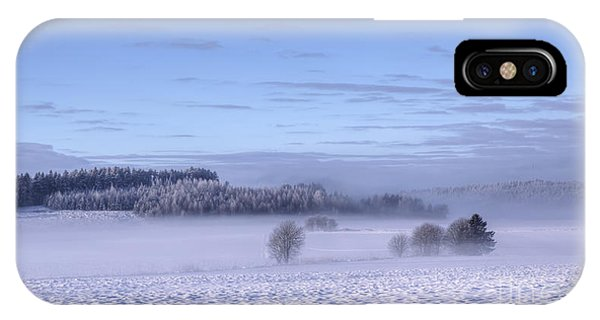 Salo iPhone Case - Winter by Veikko Suikkanen
