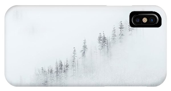 Winter Veil IPhone Case