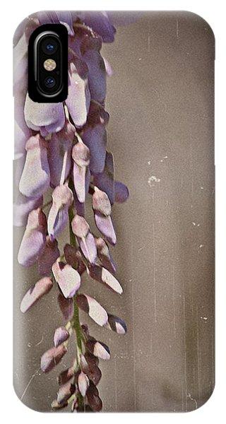 Wisteria Dreams- Fine Art IPhone Case