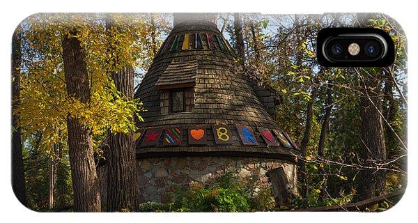 Witch's Hut Phone Case by Bryan Scott