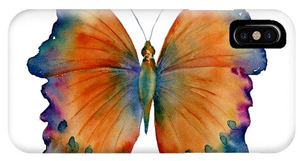 Moth iPhone Case - 1 Wizard Butterfly by Amy Kirkpatrick