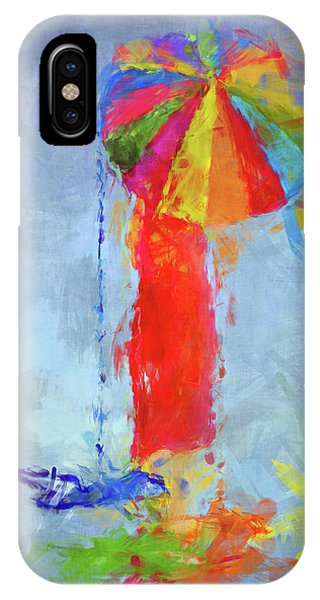 Women In Color 2 IPhone Case