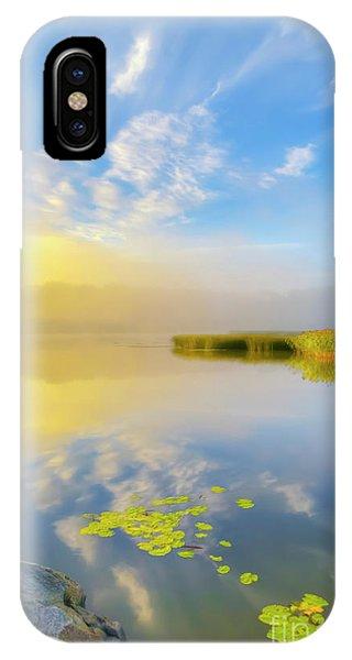 Salo iPhone Case - Wonderful Morning by Veikko Suikkanen