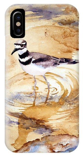 Yellowstone Killdeer IPhone Case
