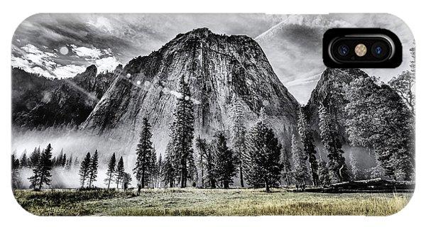 Yosemite Dawn IPhone Case