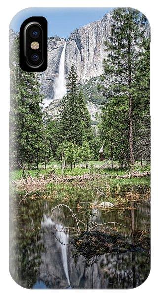 Yosemite View 16 IPhone Case