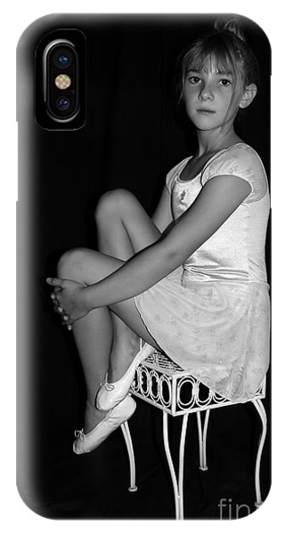 Young Ballerina  IPhone Case
