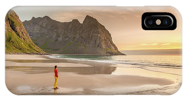 Your Own Beach IPhone Case