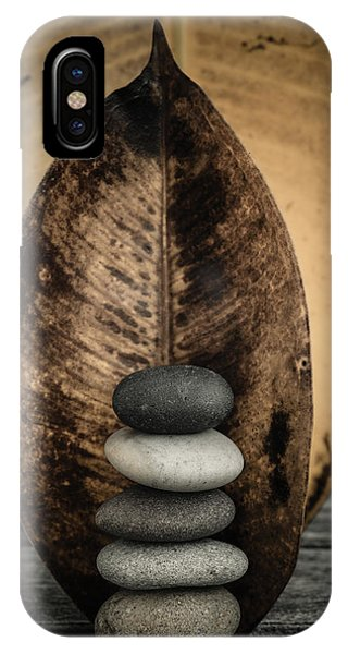Zen Stones II IPhone Case